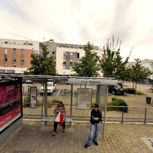 Parking Romains - Parking - Reims