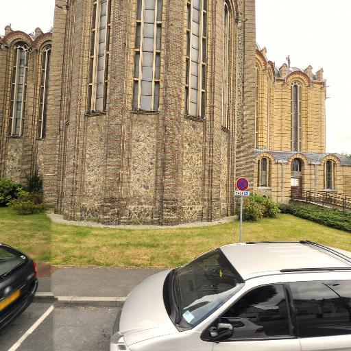 Basilique Sainte-Clotilde - Sites et circuits de tourisme - Reims