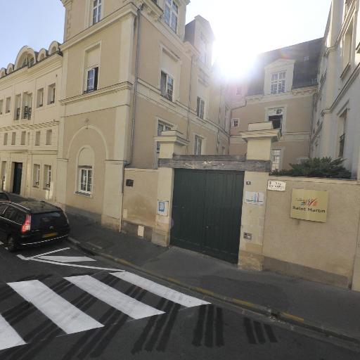 Ensemble Scolaire SAINT-BENOIT Site Notre-Dame - Collège privé - Angers