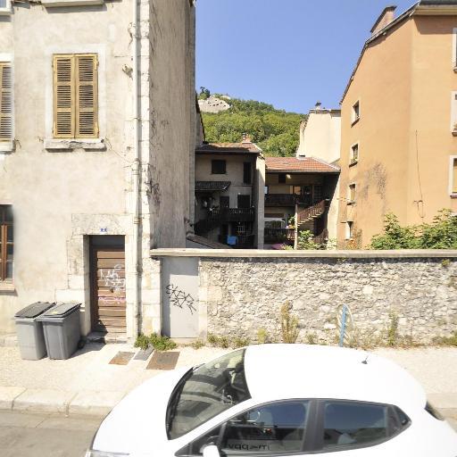 la Charpenterie - Charpente - Grenoble