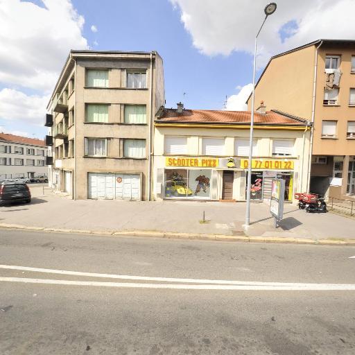 Puchades - Livraison de pizzas - Saint-Étienne