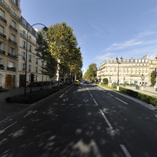 Roule - Parking public - Neuilly-sur-Seine