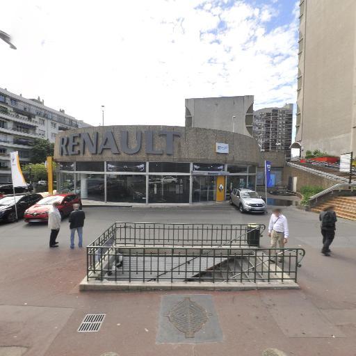 Renault Boulogne Billancourt - Garage automobile - Boulogne-Billancourt