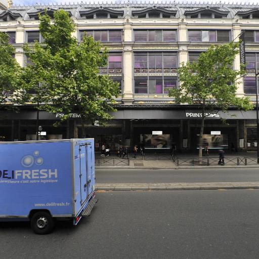 Printemps - Grand magasin - Paris