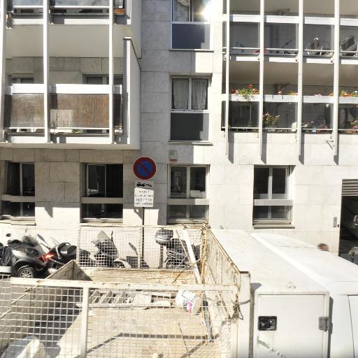 Gymnase Rue de Paris - Gymnase - Boulogne-Billancourt