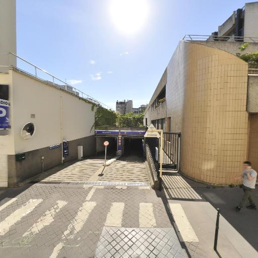Bellefeuille - Parking public - Boulogne-Billancourt