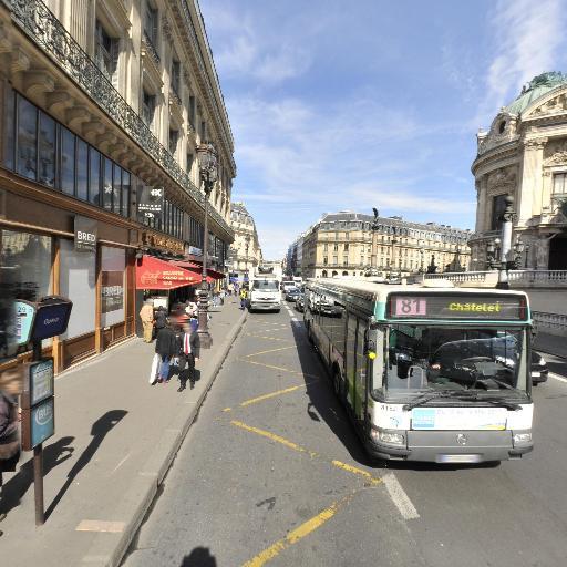 Pharmacie de L'opera - Pharmacie - Paris