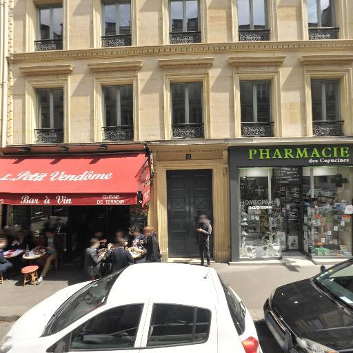 Pharmacie vendome - Pharmacie - Paris