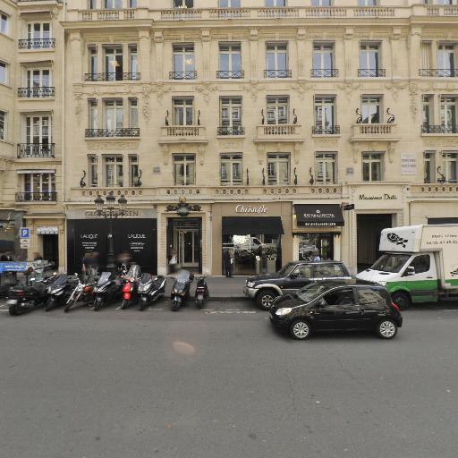 Boucheron - Siège social - Paris