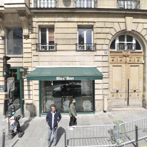 Salamander - Siège social - Paris