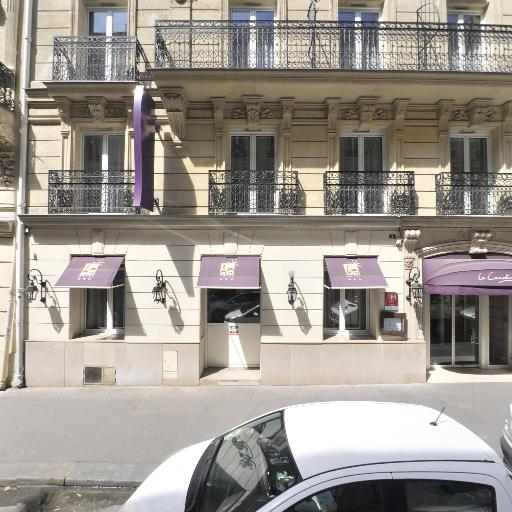 Hôtel Le Cardinal - Restaurant - Paris