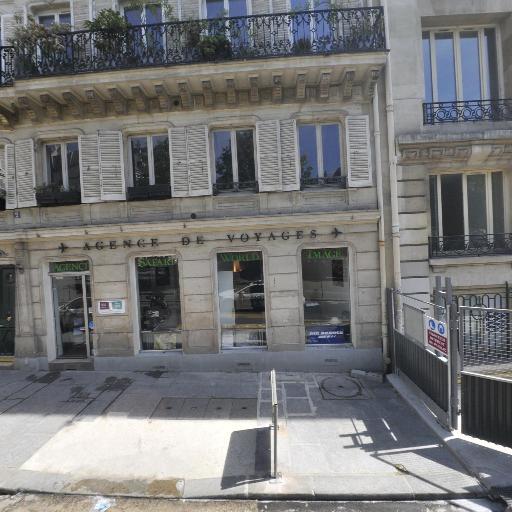 Ragot Evelyne - Enseignement pour les professions artistiques - Paris