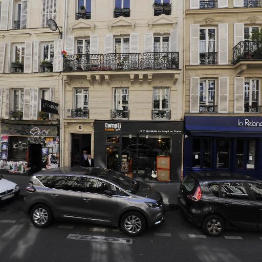 Ampli à Lampes - Guitares - Paris