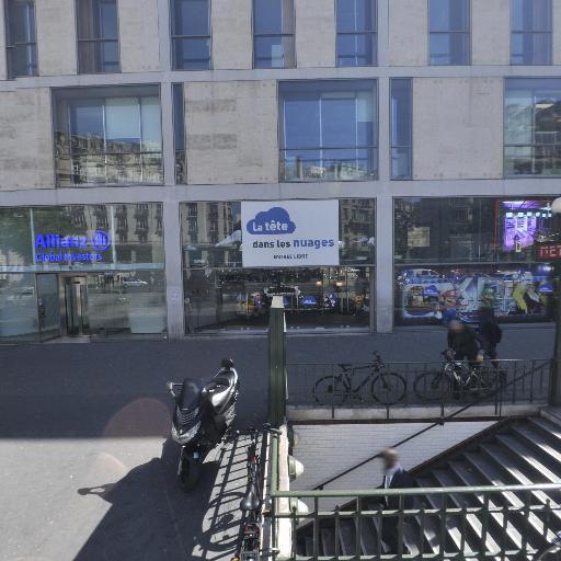Allianz Globalinvestors - Courtier en assurance - Paris