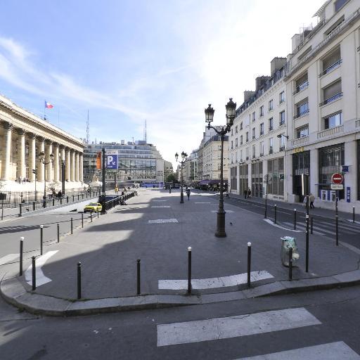 Aire de covoiturage Bourse - Aire de covoiturage - Paris