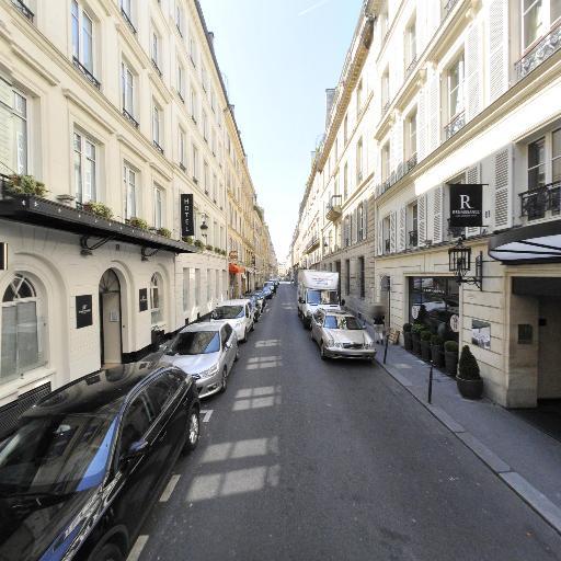 Renaissance Paris Vendome Hotel - Restaurant - Paris