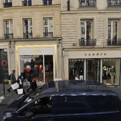 Salon Konfidentiel - Coiffeur - Paris