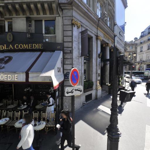 A La Civette - Bureau de tabac - Paris