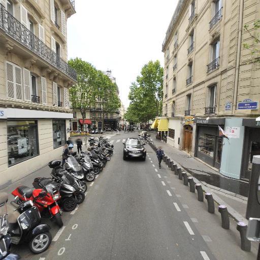 Station Vélib' Lallier - Trudaine - Vélos en libre-service - Paris