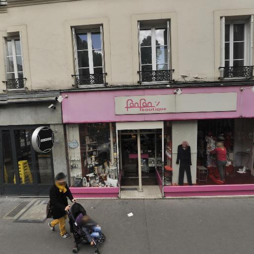 Fanfan S Boutique - Cadeaux - Paris