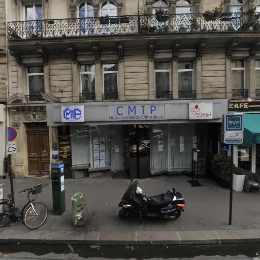 Centre Médical Inter Europe - Médecine du travail - Paris