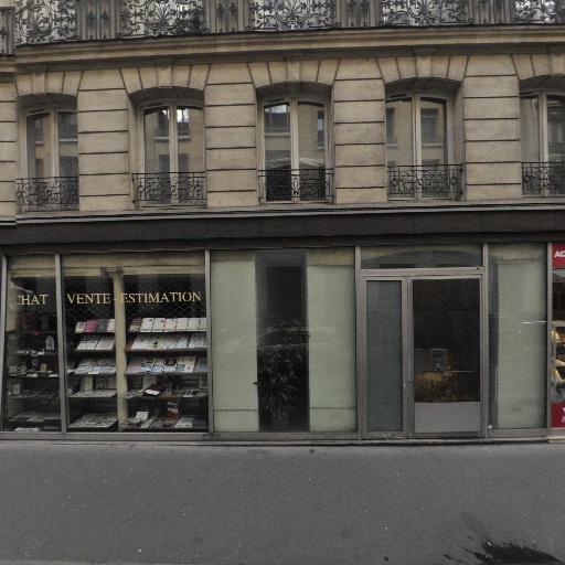 Elysabeth Berck - Philatélie - Paris
