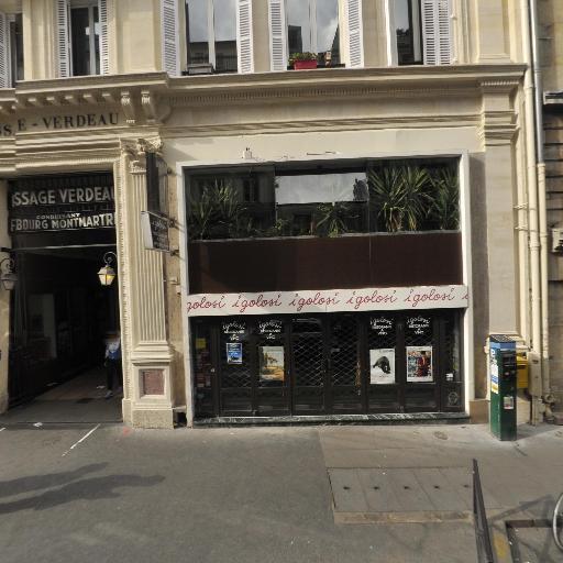 le Cabinet des Curieux - Dépôt-vente de meubles - Paris