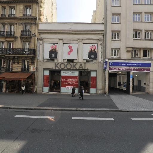 Rennes Montparnasse - Parking - Paris