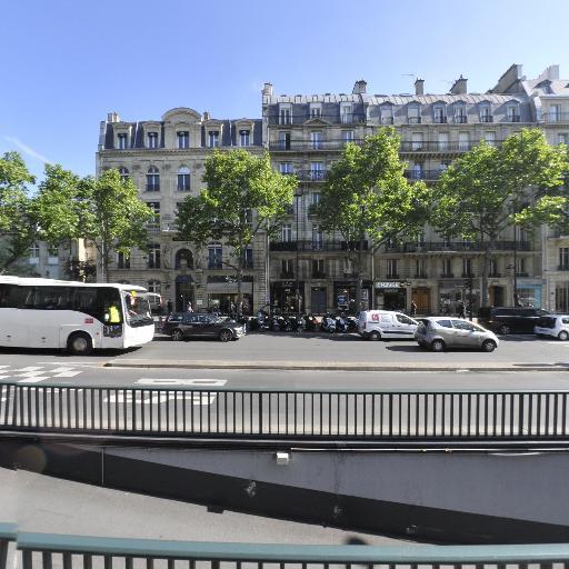 Parking Garage Saint-Germain des Prés - Abonnés - Parking public - Paris