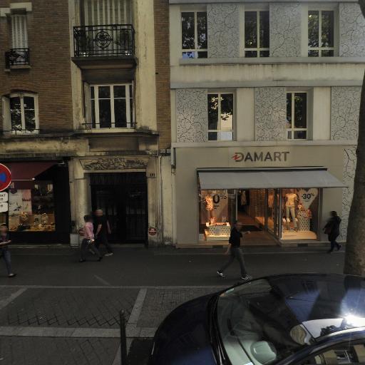 Damart - Lingerie - Boulogne-Billancourt