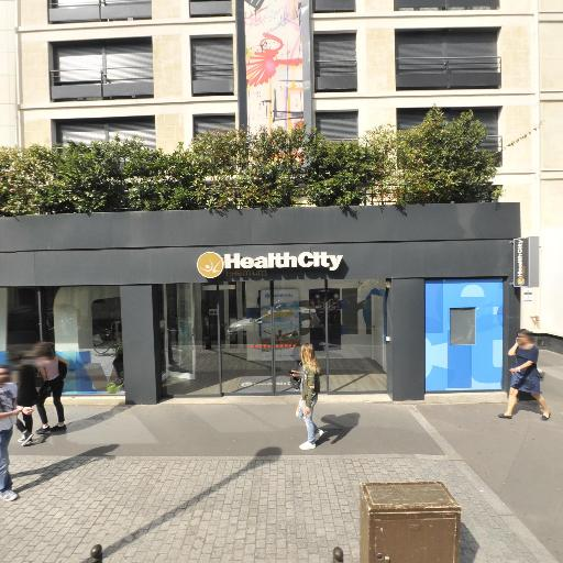 Health City - Club de sport - Boulogne-Billancourt