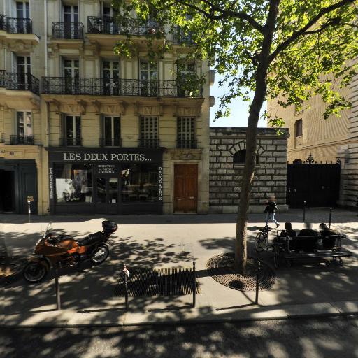 Les Deux Portes - Tapissier-décorateur - Paris