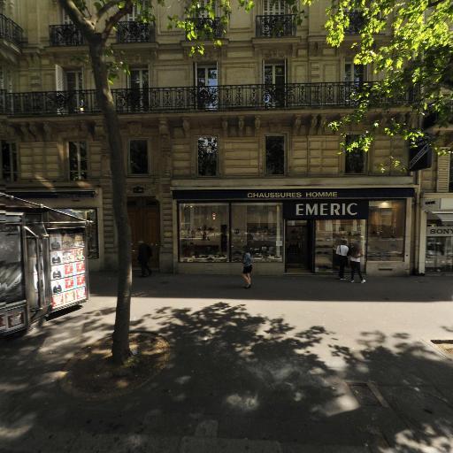 Columbus Cafe - Lieu - Paris