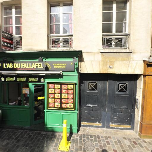 Sabon - Parfumerie - Paris
