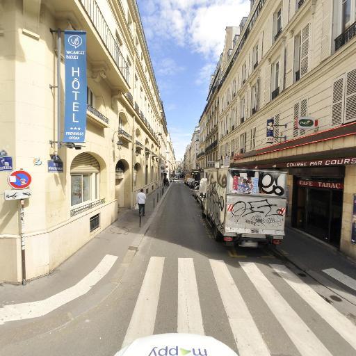 Année - Entrepreneur et producteur de spectacles - Paris