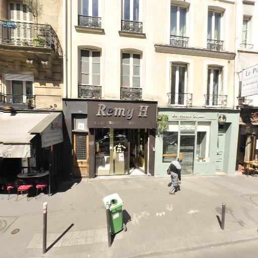 Remy H - Coiffeur - Paris