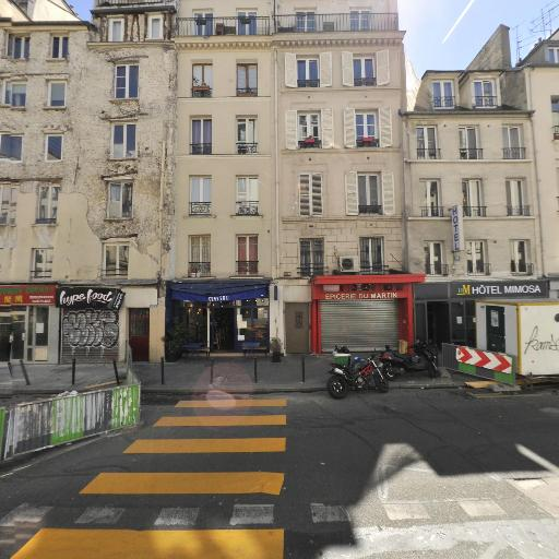 Mooky - Café bar - Paris