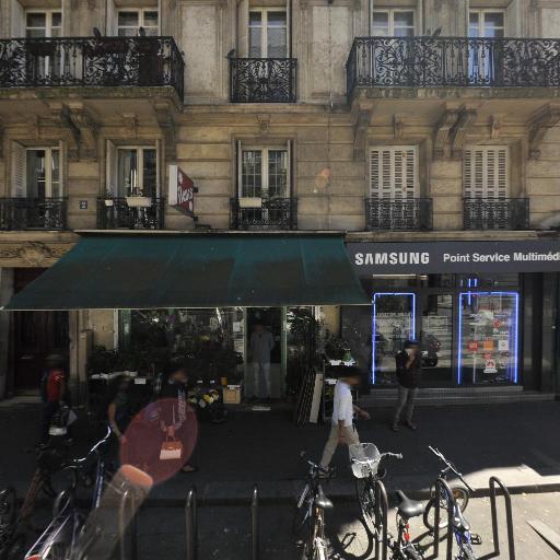 Jasmin Fleurs - Jardinerie - Paris