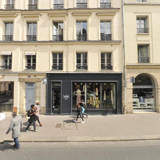 Ecocentric - Parfumerie - Paris