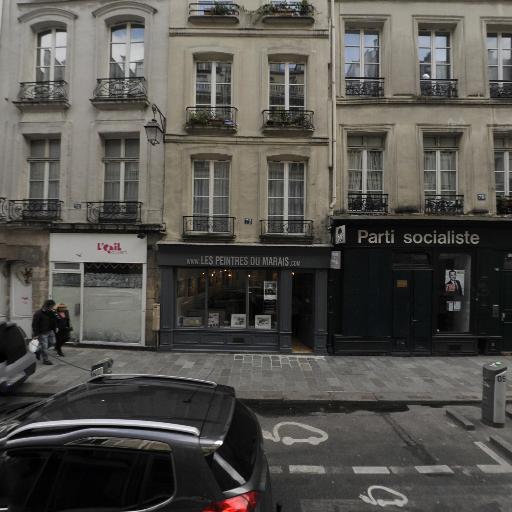 Les Peintres Du Marais - Artiste peintre - Paris