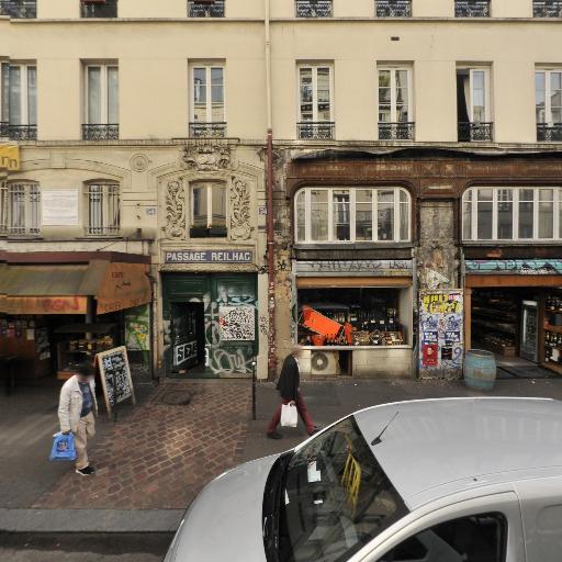 Julhès Paris - Épicerie fine - Paris