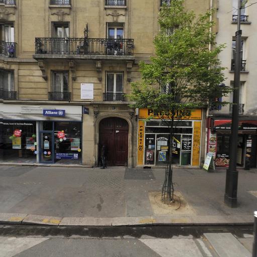 Allianz Dubuisson Vincent Agent General - Agent général d'assurance - Paris