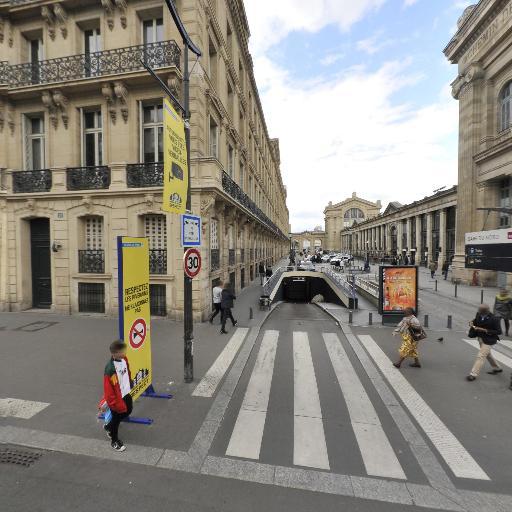 EuroStar - Transport ferroviaire - Paris
