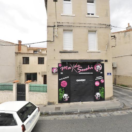 Max de Sushi SARL - Restaurant - Marseille