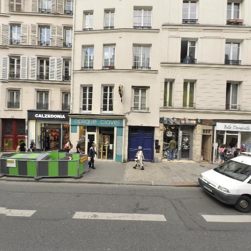 Claire Robquin - Masseur kinésithérapeute - Paris