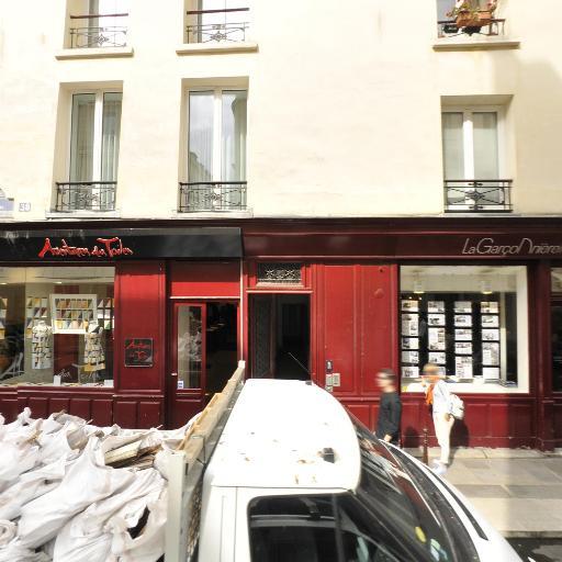 1er Etage Marais - Résidence de tourisme - Paris