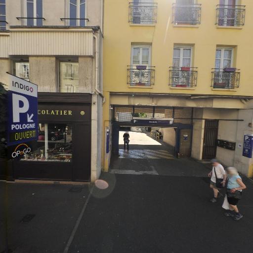 Indigo - Parking public - Saint-Germain-en-Laye