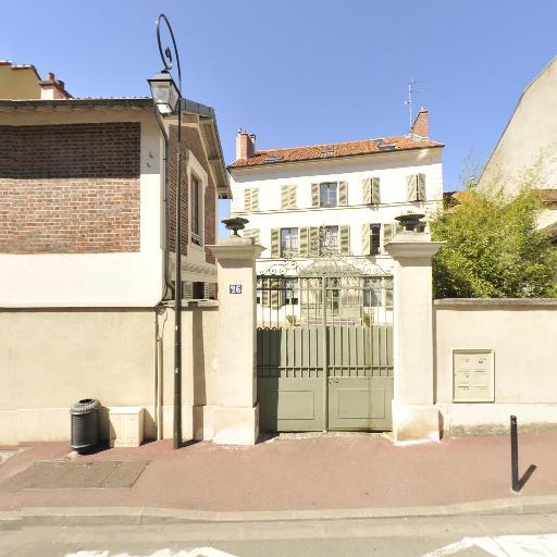 Ribette Fabienne - Mandataire immobilier - Saint-Germain-en-Laye