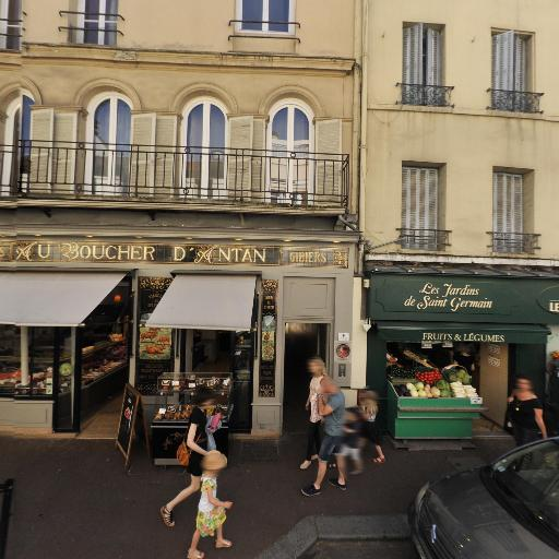 Griggio Guy - Entreprise de bâtiment - Saint-Germain-en-Laye