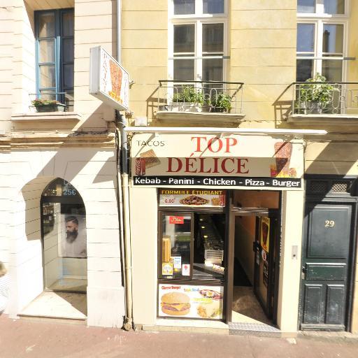 Top Délice - Restaurant - Saint-Germain-en-Laye